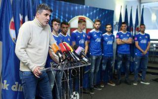 Dinamo predstavio pojačanja zimskog prijelaznog roka