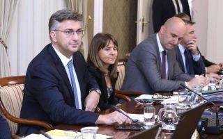 Na Vladi Marakeški sporazum i zakon o referendumima