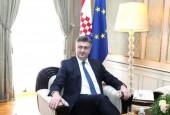 Plenković: Odluka EK je najbolje što su mogli učiniti, tražit ćemo rješenje sa Slovenijom