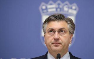 Plenković: Borbu protiv koronavirusa temeljimo na povjerenju između građana i države