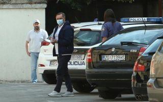 Barišić i Grgić u Remetincu, Grgić spreman odstupiti iz moralnih razloga