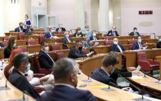 Sabor: Oporba u čudu, strategiju protiv korupcije predlažu osuđeni za korupciju
