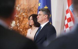 Macan za MS o inauguraciji: Prvi puta smo vidjeli emotivnog Milanovića