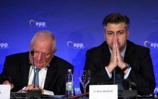 Danas počinje trodnevni Kongres EPP-a u Zagrebu