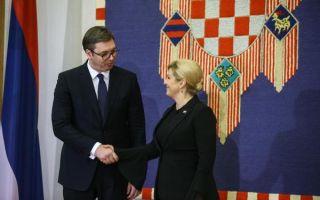 Pregled tjedna: Tjedan obilježio dolazak Vučića, ali i priznanje o lex Agrokoru