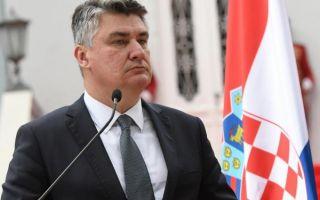 Milanović na trilateralnom sastanku o korona krizi i zelenoj politici