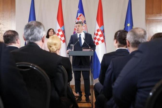 Nižu se reakcije na Milanovićevu inauguraciju: moderno, emotivno, svježe...