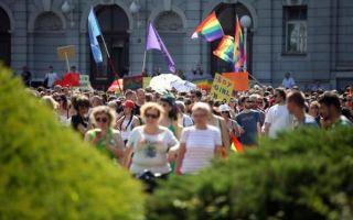 19. Povorka ponosa na zagrebačkim ulicama u znaku koronavirusa