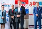 Koalicija Domovinskog pokreta i Demokratske lokalne stranke Novske u Novskoj