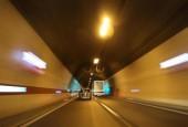 Teška prometna nesreća u tunelu Sveti Rok, jedna osoba poginula