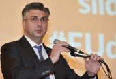 Plenković uputio sućut iranskom predsjedniku u povodu tragične zrakoplovne nesreće