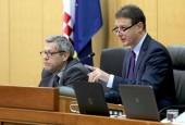 Jandroković o zahtjevima SNV-a: Parlamentarna većina će odlučiti što je ispravno