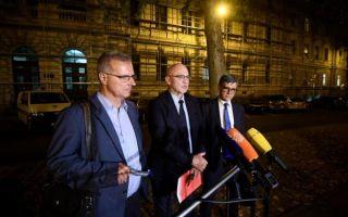 Desetorici u aferi JANAF istražni zatvor, Barišić i Grgić danas pred suca istrage