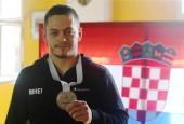 U Hrvatsku se vratio viceprvak svijeta Tin Srbić