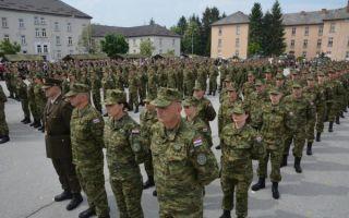 Povodom Dana Hrvatske vojske svečano na Jarunu i u centru Zagreba