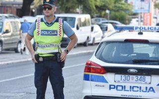 Policija za vikend najavila pojačane kontrole na cestama