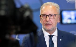 Božinović o migrantima: Bilježimo 26 posto više ilegalnih prelazaka granice