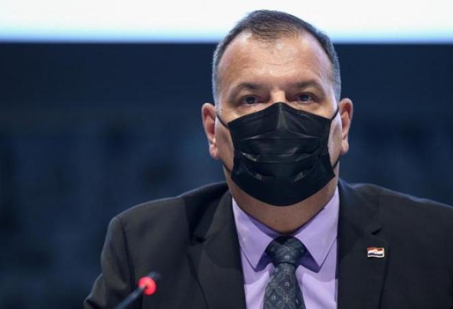Oporba pokreće postupak za opoziv Beroša, vladajući tvrde da je to predizborna taktika