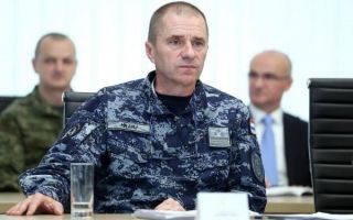 Viceadmiral Hranj bit će novi načelnik Glavnog stožera