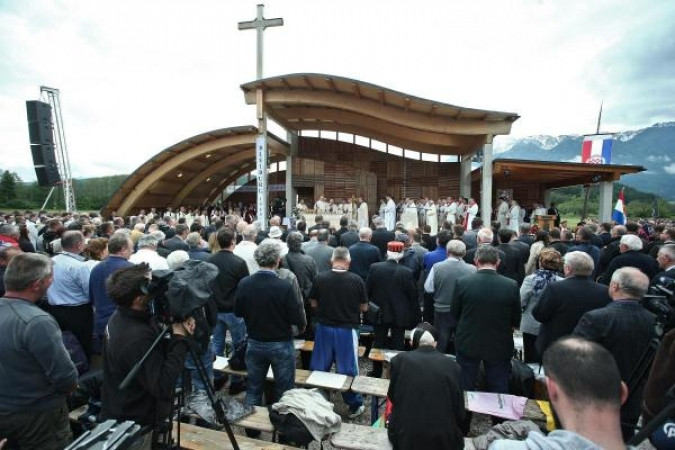 Sabor ne odustaje od pokroviteljstva komemoracije na Bleiburgu