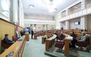 U Saboru glasanje o povjerenju ministru Ćoriću i izmjenama Ovršnog zakona
