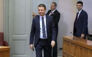 Jandroković o Agrokoru: HDZ neće trpjeti političku štetu
