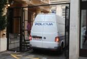 Uhićeni gradonačelnici Barišić i Grgić