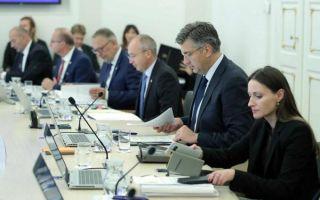 Na sjednici Vlade usvojen prijedlog odluke o davanju jamstava za 3.maj