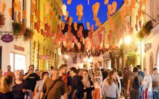 Počeo je Špancirfest, najpoznatiji ulični festival u Hrvatskoj