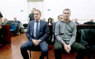 Kalmeta i Livaković nepravomoćno oslobođeni, suradnici krivi