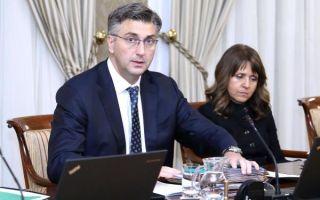 Plenković: Nismo podlegli histeriji oko Marakeškog sporazuma