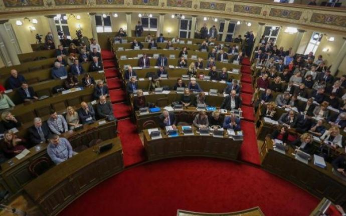 Donesen zagrebački proračun za 2019. godinu