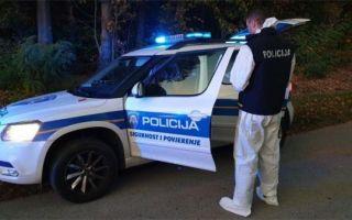 U pljački kod Osijeka ranjena dva zaštitara