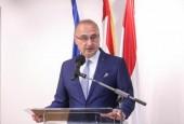 Grlić Radman sastao se s predsjednikom parlamentarne skupine Sjeverni Jadran Luksicem
