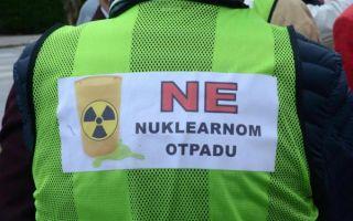 Stanovnici Dvora protiv izgradnje odlagališta nuklearnog otpada